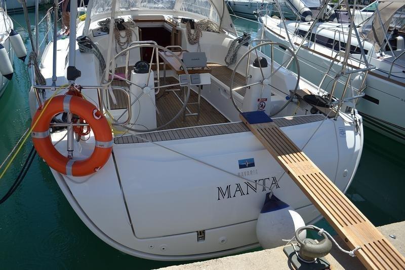 Bavaria Cruiser 40 (Manta)  - 0