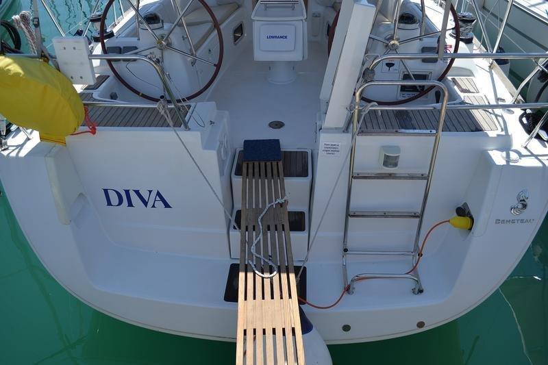 Oceanis 40 (Diva)  - 0