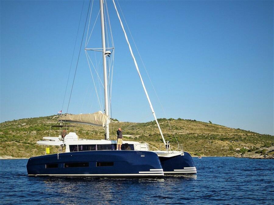 Dufour 48 Catamaran - 5 + 1 cab. (NEW 1)  - 0