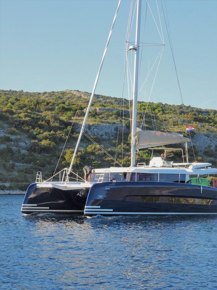 Dufour 48 Catamaran - 5 + 1 cab. (NEW 1)  - 2