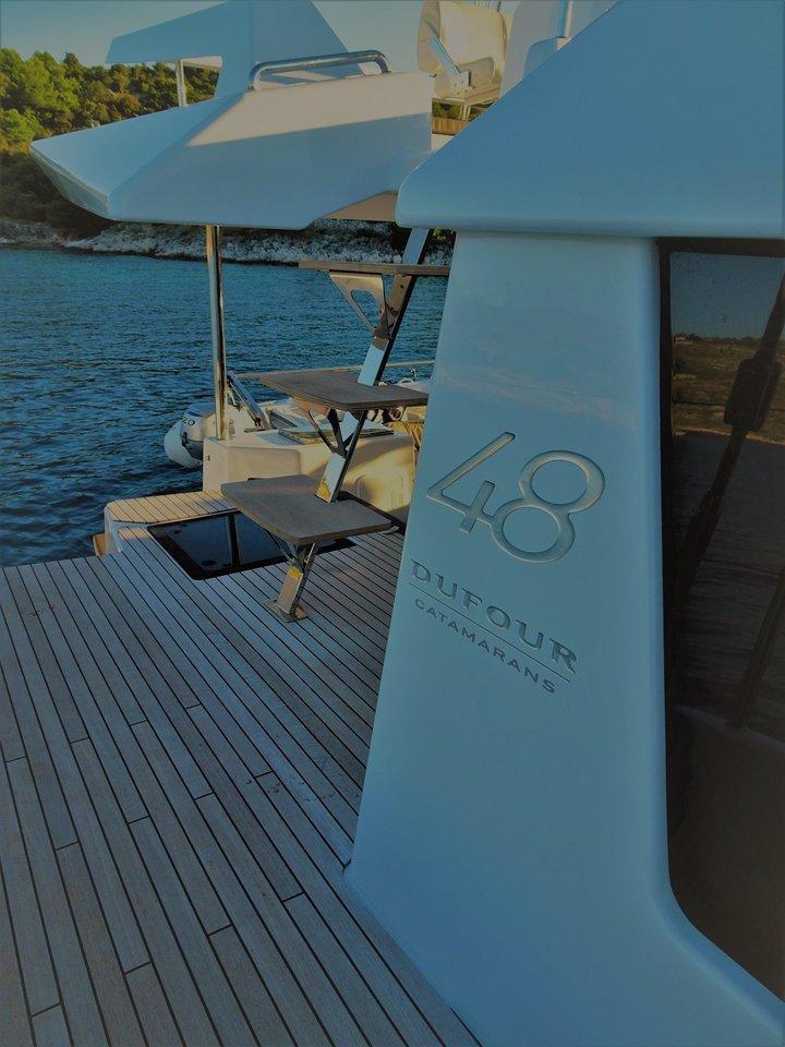 Dufour 48 Catamaran - 5 + 1 cab. (NEW 1)  - 6
