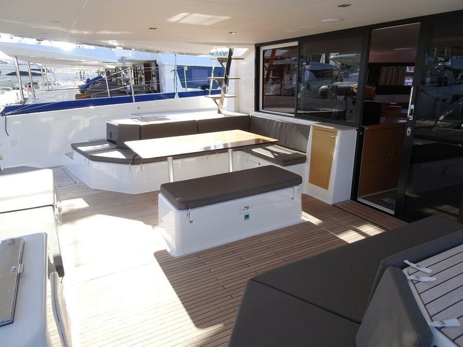 Dufour 48 Catamaran - 5 + 1 cab. (NEW 1)  - 7