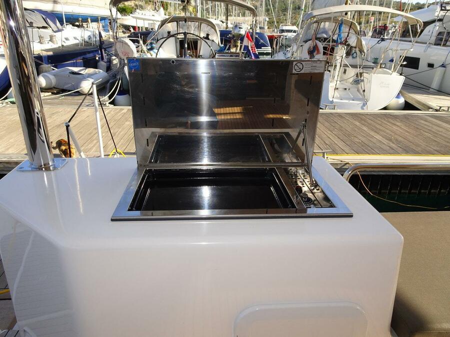 Dufour 48 Catamaran - 5 + 1 cab. (NEW 1)  - 9