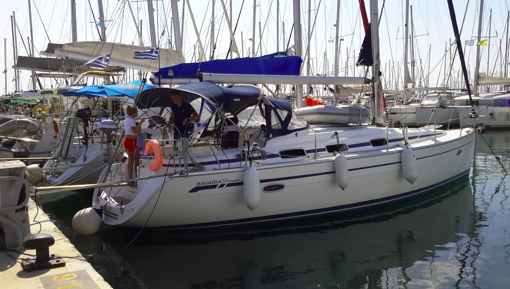 Bavaria 39 Cruiser (Nireus)  - 0