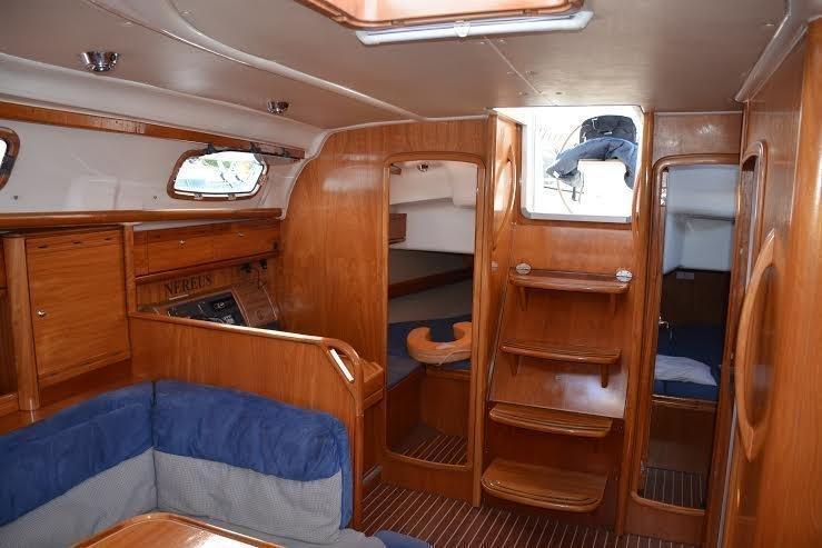 Bavaria 39 Cruiser (Nireus)  - 4