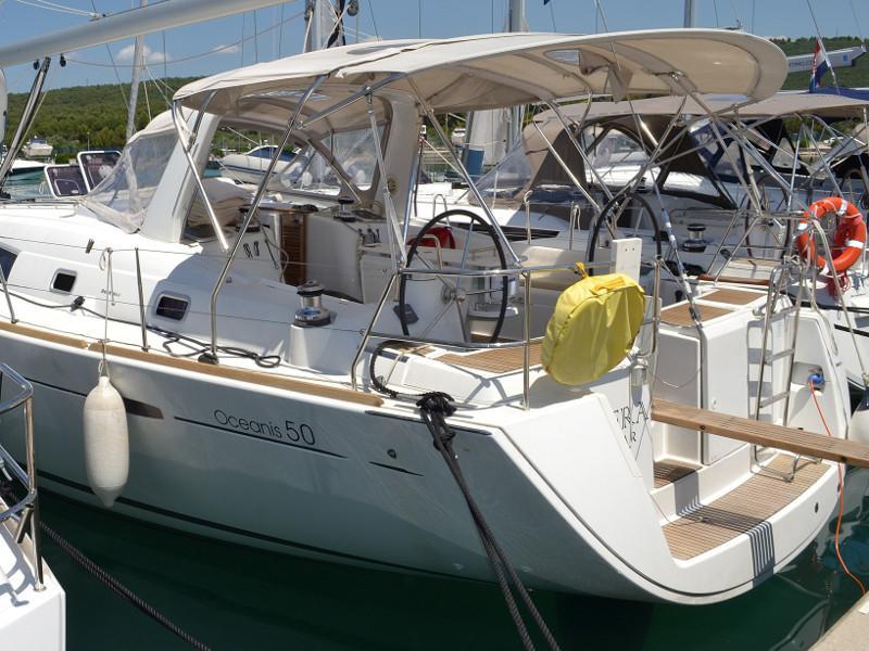 Oceanis 50 - 5 + 1 cab. (Elise)  - 2