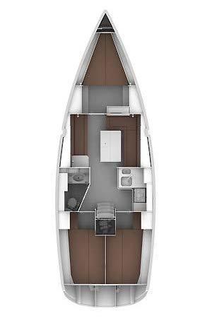 Bavaria Cruiser 36 (OFFICE)  - 1