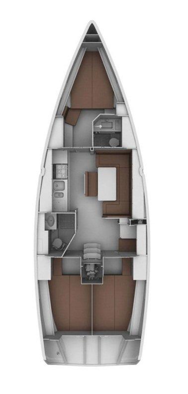 Bavaria Cruiser 40 S (SILVER ARROW)  - 1