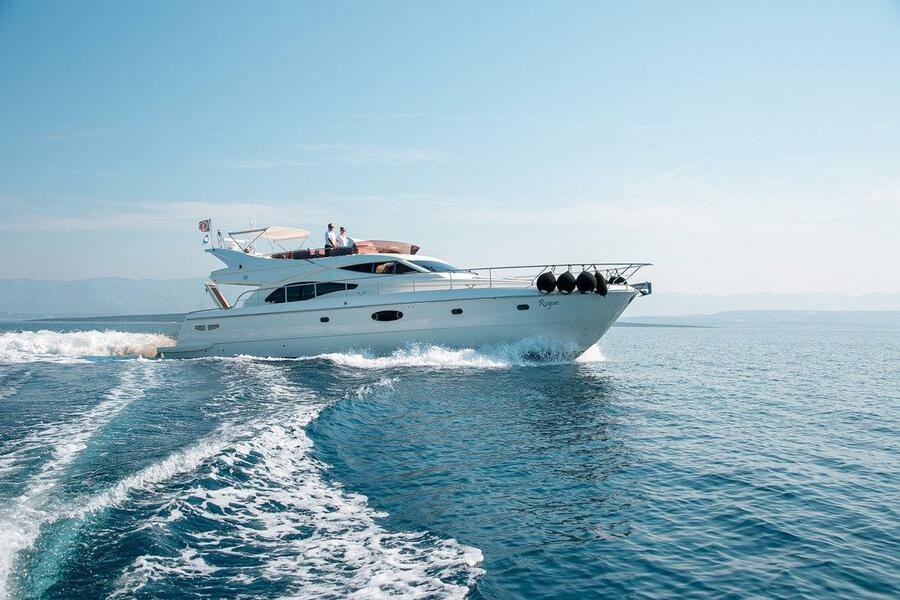 Ferretti Yachts 590 (Rogue)  - 1