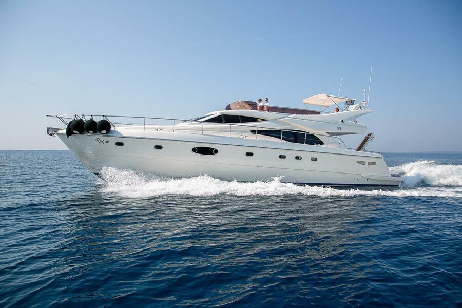 Ferretti Yachts 590 (Rogue)  - 2