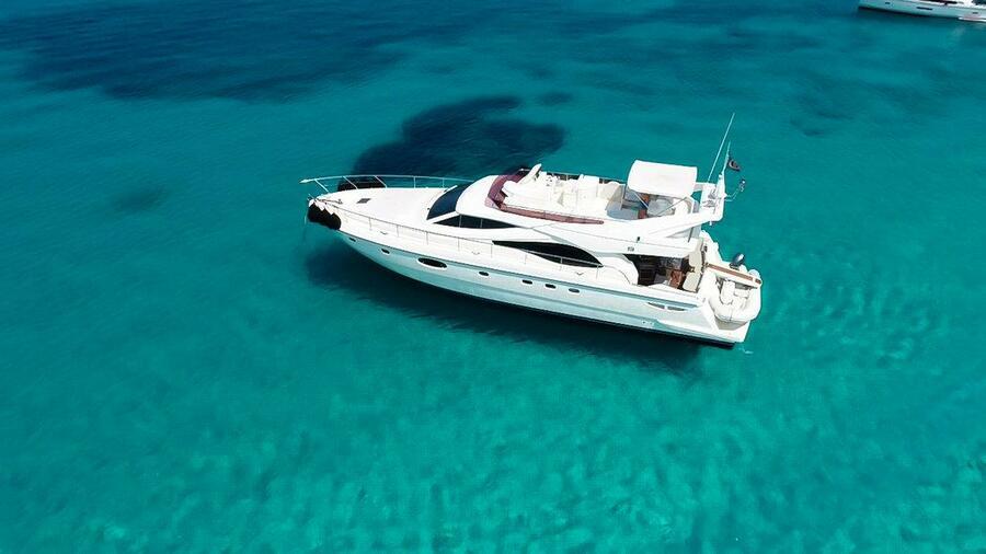 Ferretti Yachts 590 (Rogue)  - 4