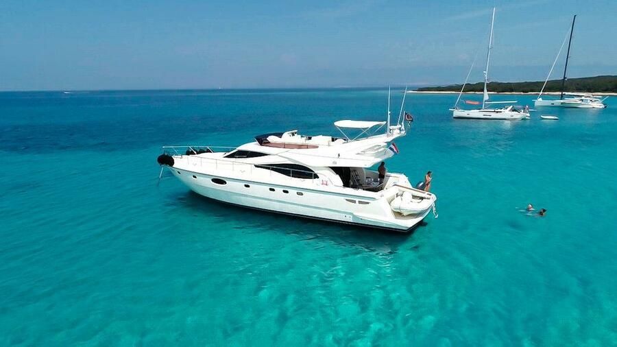 Ferretti Yachts 590 (Rogue)  - 5