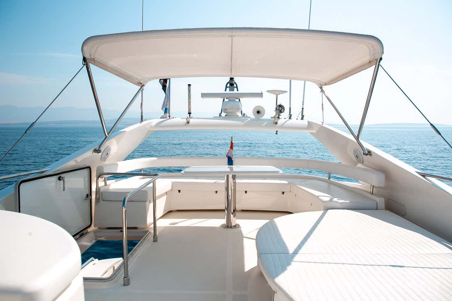 Ferretti Yachts 590 (Rogue)  - 6