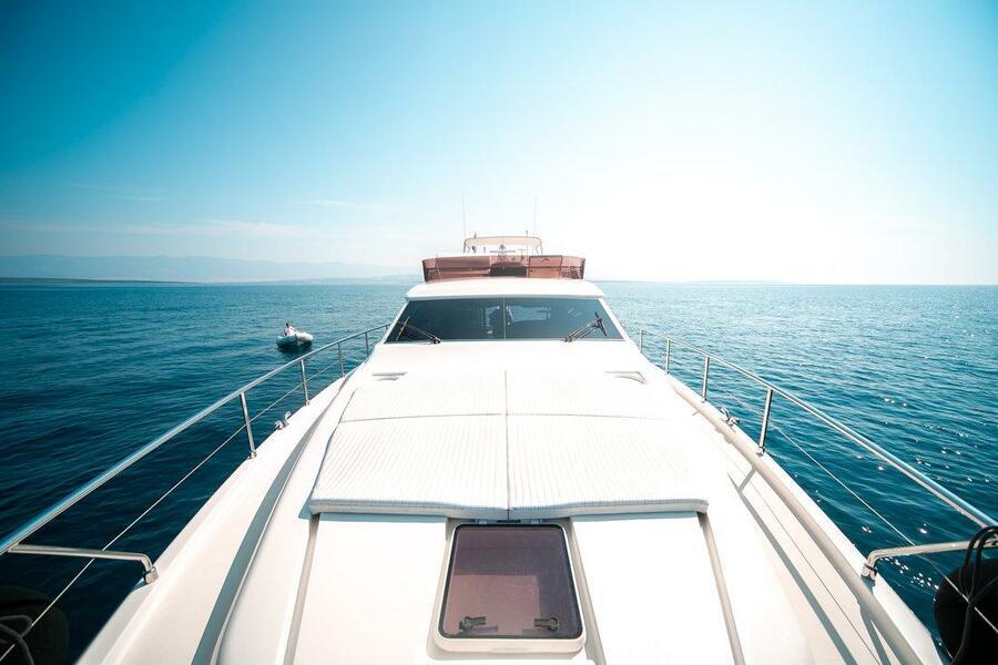 Ferretti Yachts 590 (Rogue)  - 7