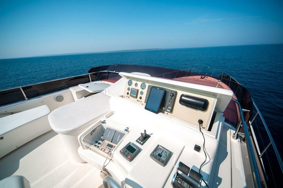 Ferretti Yachts 590 (Rogue)  - 8