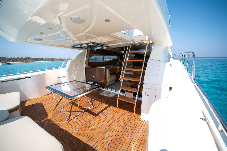 Ferretti Yachts 590 (Rogue)  - 9