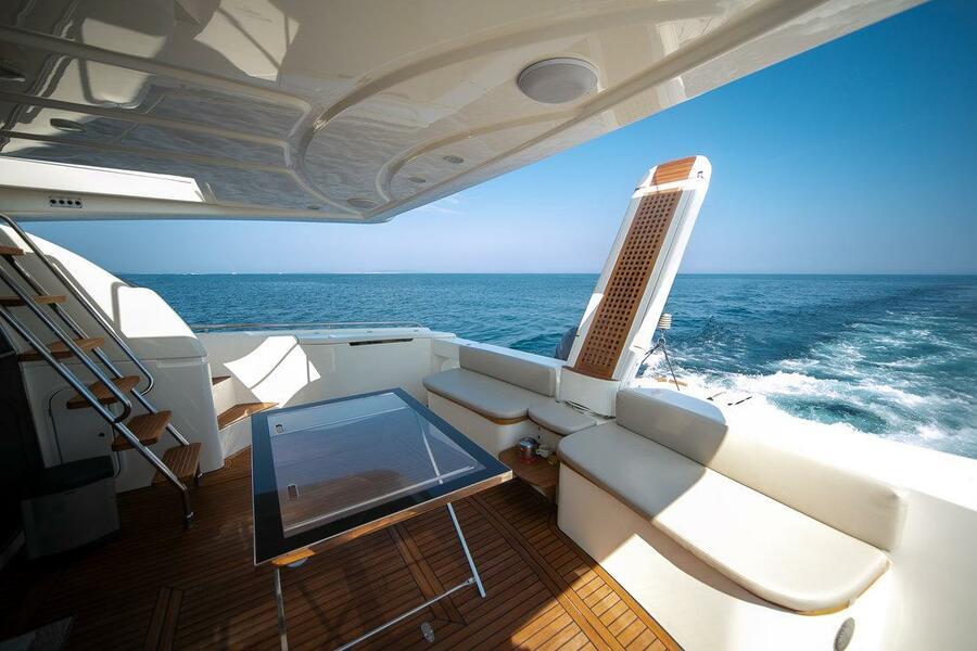 Ferretti Yachts 590 (Rogue)  - 10