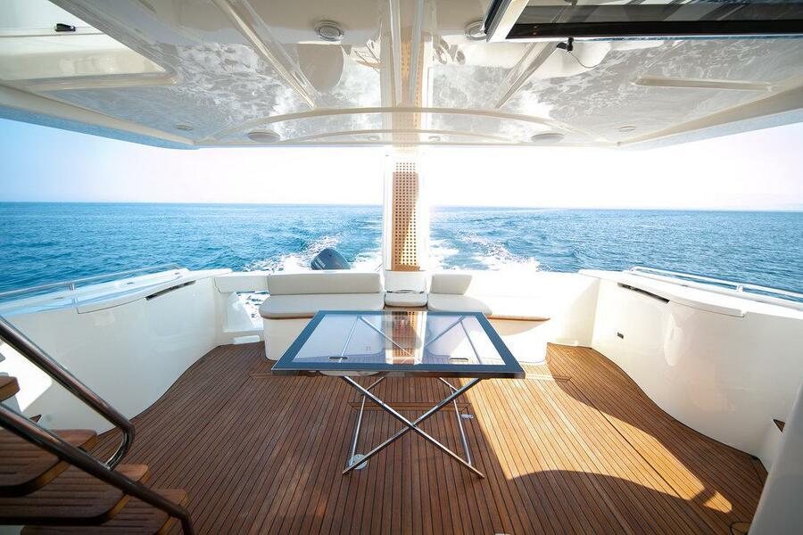 Ferretti Yachts 590 (Rogue)  - 11