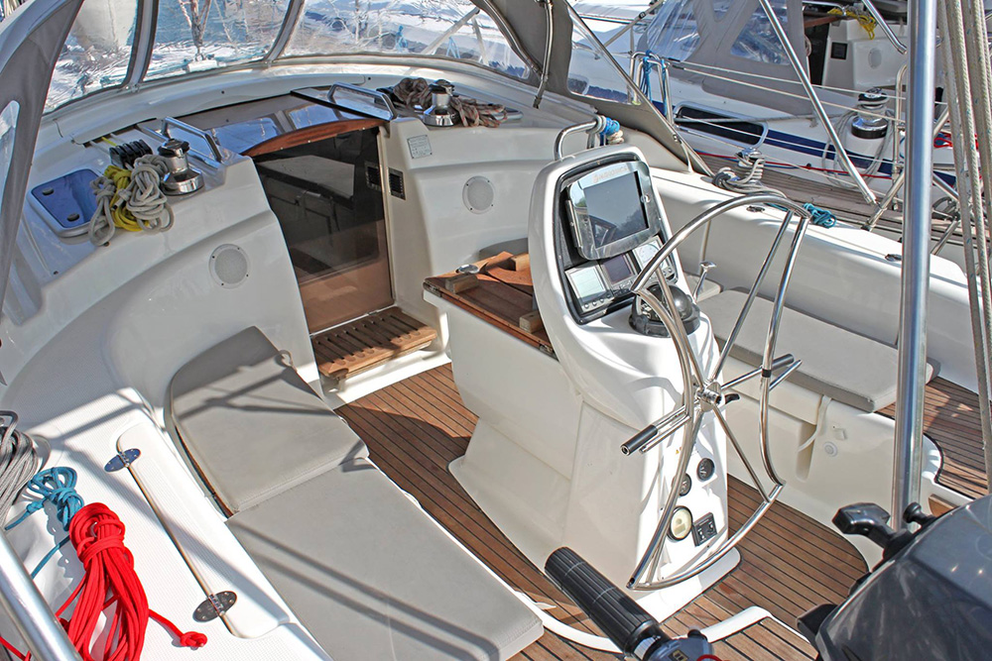 Bavaria 39 Cruiser (Xenia)  - 5