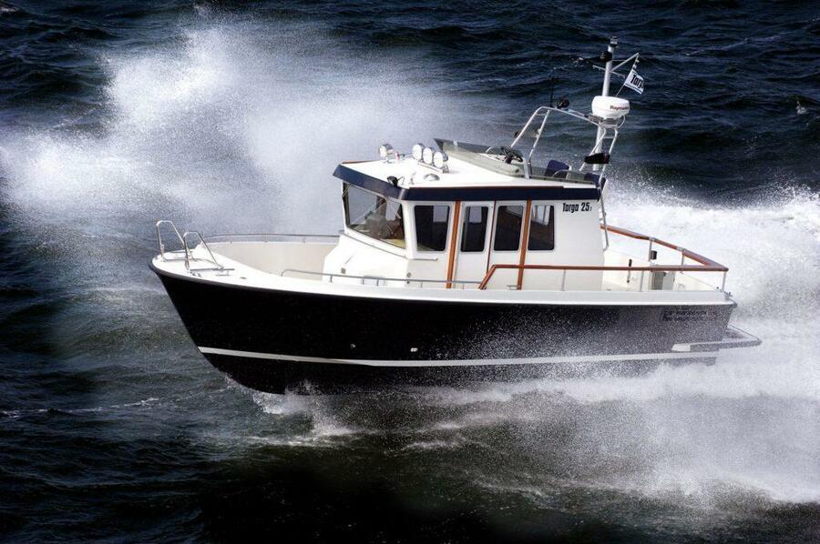Targa 25 (Islander)  - 0