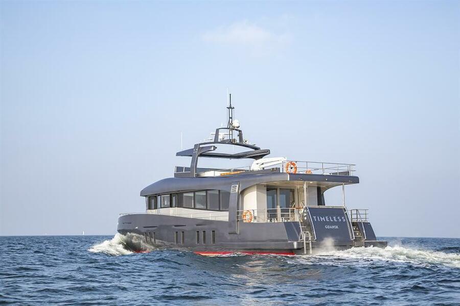 Timeless Yacht 78' (NN)  - 1