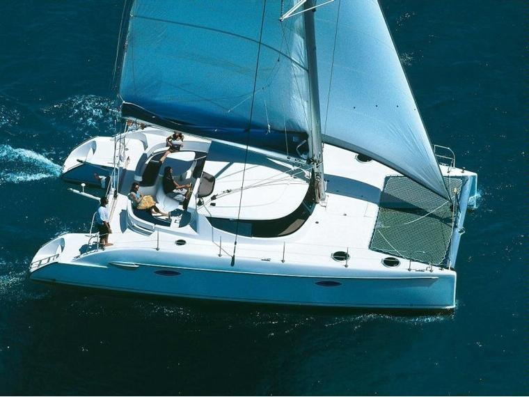 Fountaine Pajot Lucia 40 (Luce, A/C - Generator, A/C, Watermaker)  - 0