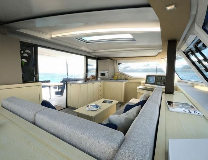 Fountaine Pajot Lucia 40 (Luce, A/C - Generator, A/C, Watermaker)  - 6