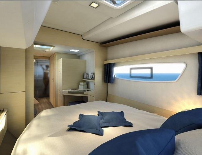 Fountaine Pajot Lucia 40 (Luce, A/C - Generator, A/C, Watermaker)  - 10