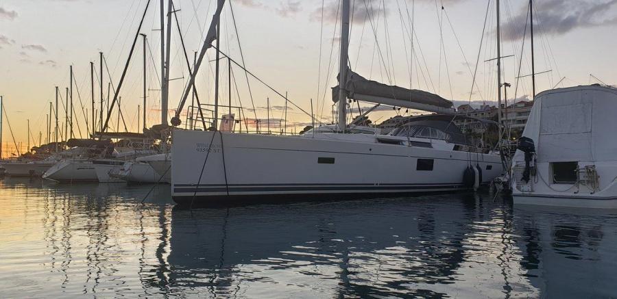 Hanse 455 (Wind Rose)  - 8