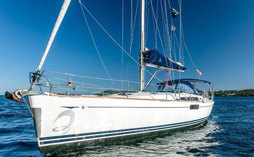 Sun Odyssey 49i (Monia)  - 2