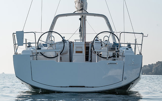 Oceanis 38 - 3 cab. (Arianna)  - 2