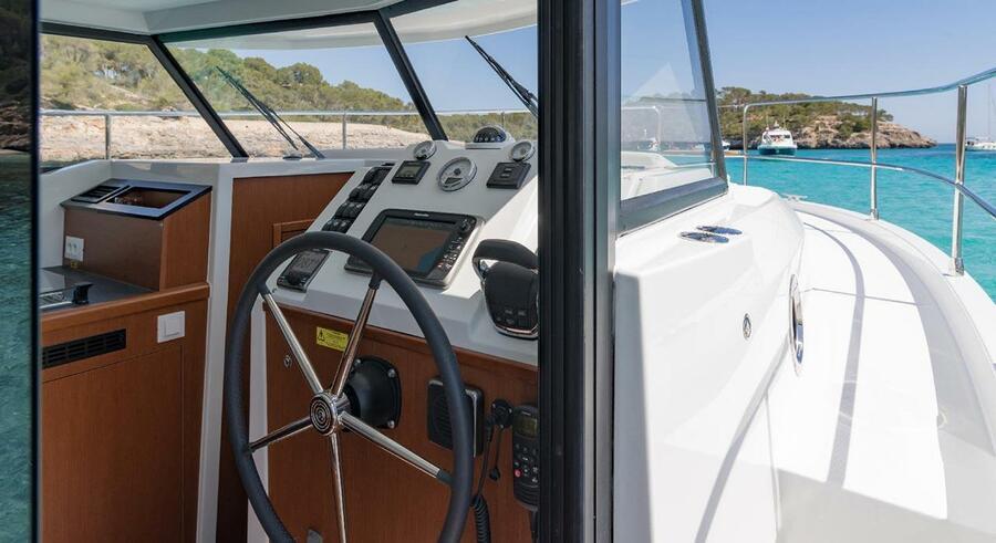Swift Trawler 30 (AnnaRosa)  - 3