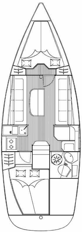 Bavaria 30 Cruiser  (Mojito)  - 1