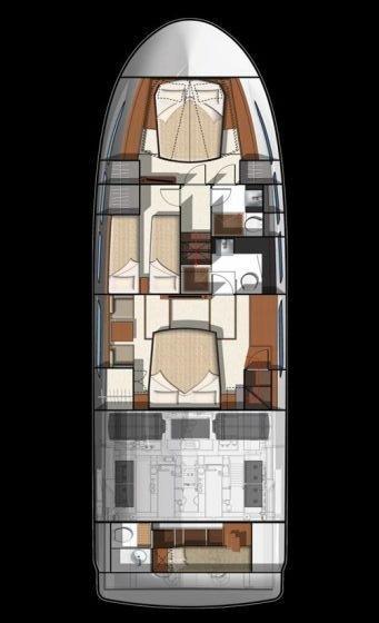 Prestige 500 Fly - 3 + 1 cab. (Moana)  - 1