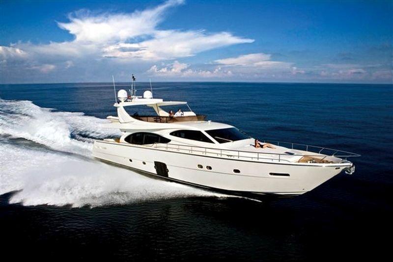 Ferretti Yachts 780 HT (Orlando L)  - 0