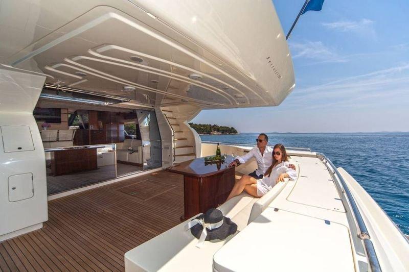 Ferretti Yachts 780 HT (Orlando L)  - 3
