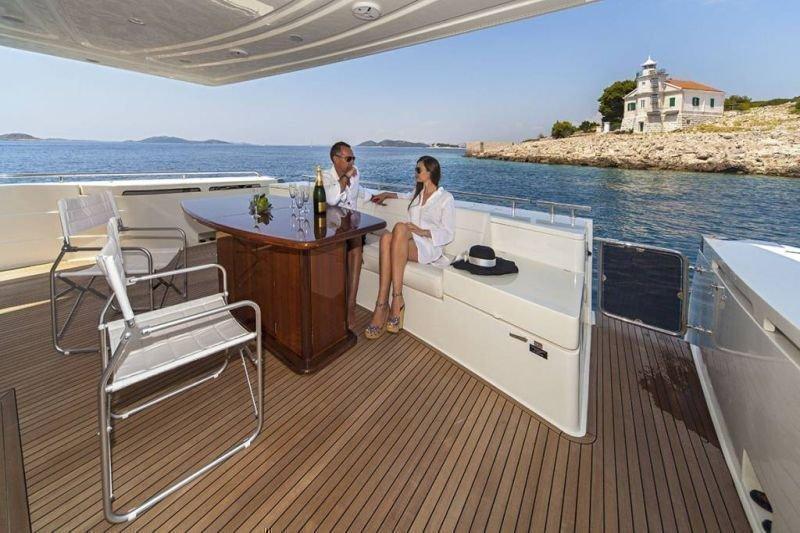 Ferretti Yachts 780 HT (Orlando L)  - 5