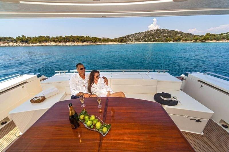Ferretti Yachts 780 HT (Orlando L)  - 7