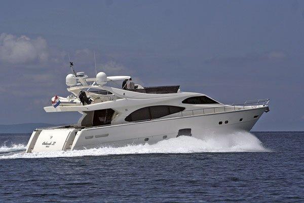 Ferretti Yachts 780 HT (Orlando L)  - 8