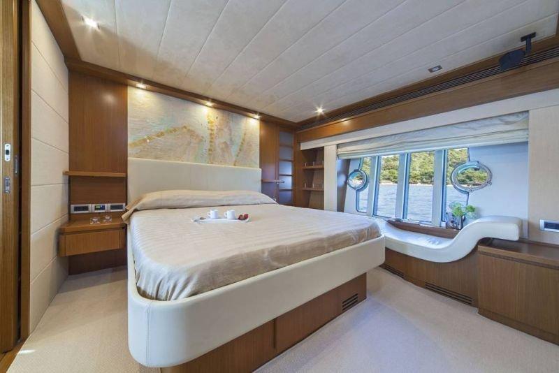 Ferretti Yachts 780 HT (Orlando L)  - 9