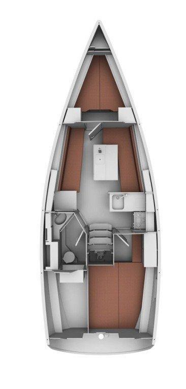 Bavaria Cruiser 32 (Lucky Point)  - 1
