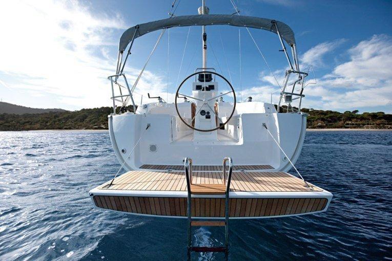 Bavaria Cruiser 32 (Lucky Point)  - 4