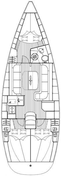 Bavaria 37 Cruiser (Mondo)  - 1