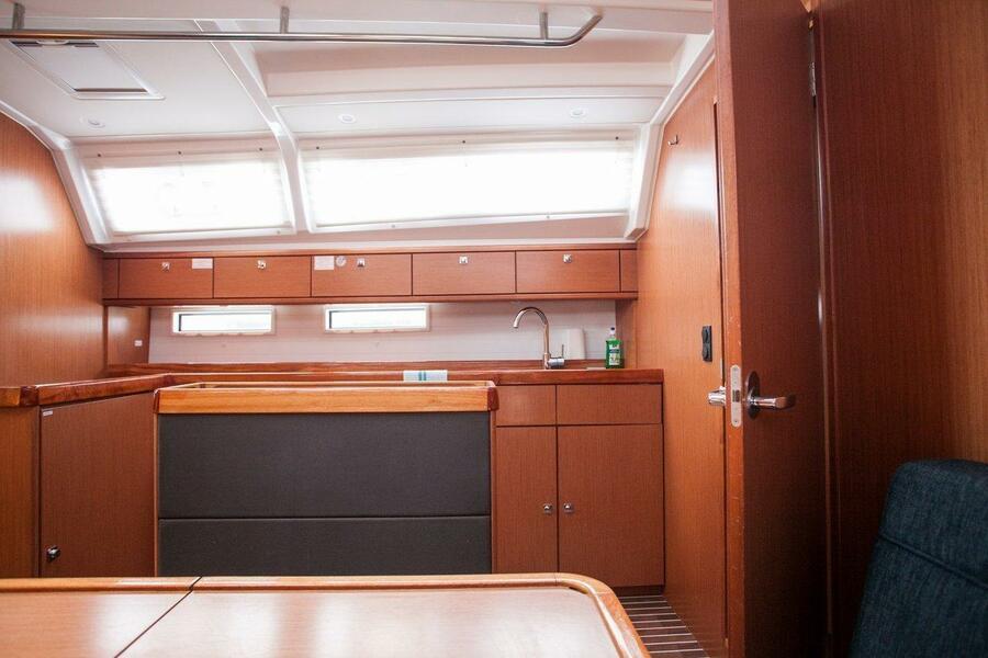 Bavaria Cruiser 46 - 4 cab. (Queen Mary)  - 5