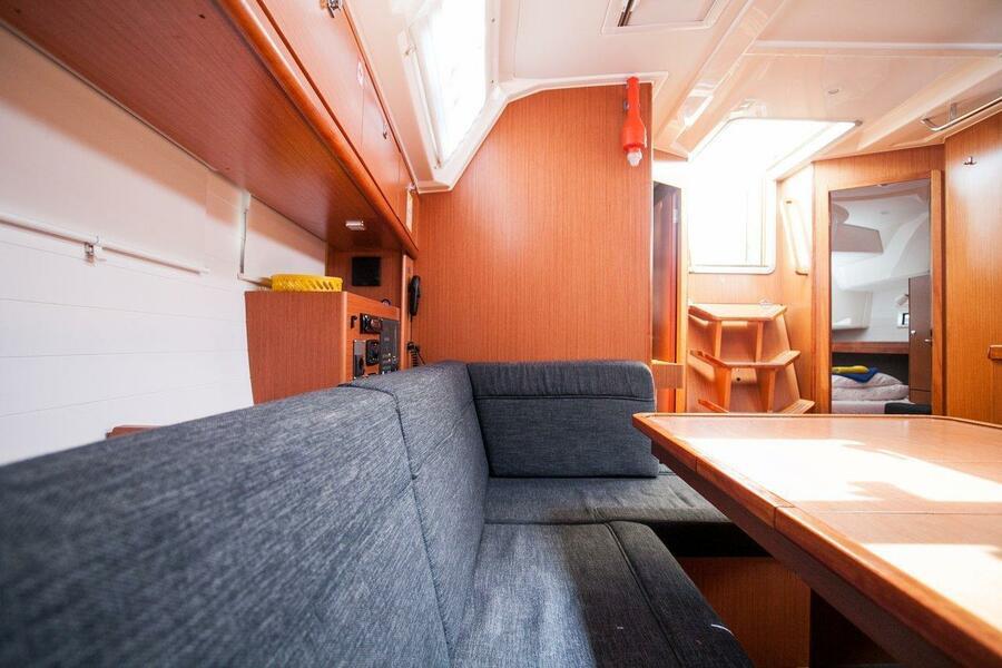 Bavaria Cruiser 46 - 4 cab. (Queen Mary)  - 6
