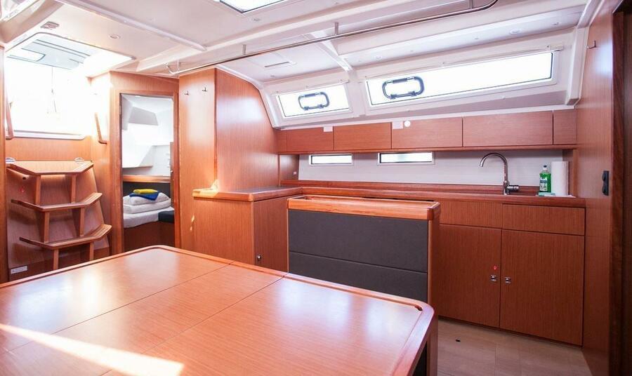 Bavaria Cruiser 46 - 4 cab. (Set Point)  - 5