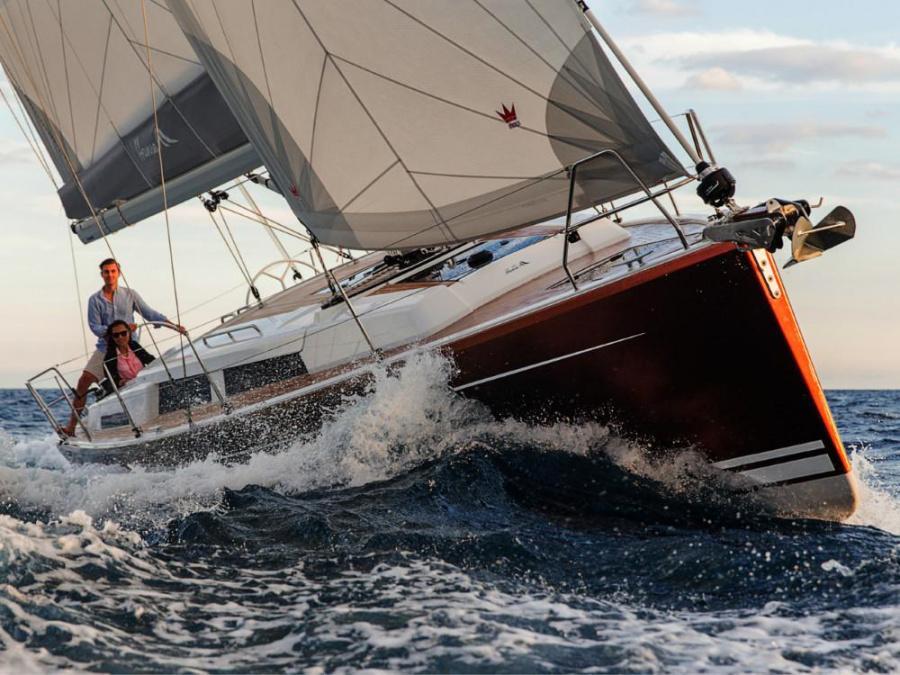 Hanse 388 (Jolana)  - 0