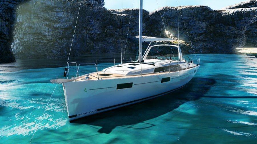 Oceanis 41.1 (Porterusa)  - 0