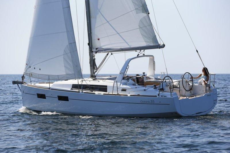 Oceanis 35 (Jean Michel)  - 0