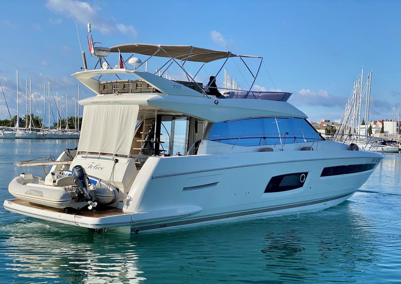 Prestige 550S Flybridge (Floria)  - 3